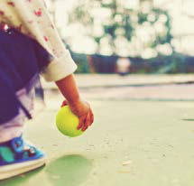 Kindergarten online learning - Throwing and Catching Experience